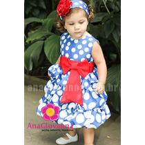 Vestido Da Galinha Pintadinha Ana Giovanna