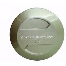 Capa Para Estepe Ecosport 2013/.. Step Box Prata Riviera