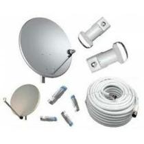 Antena Ku Completas 2 Unidades