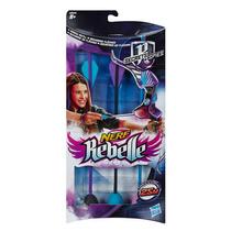 Refil Nerf Rebelle - Secrets E Spies - Agent Bow - Hasbro