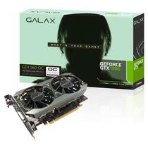 Placa De Vídeo Galax Geforce Gtx 960 Oc 2gb 96nph8dnd8vz
