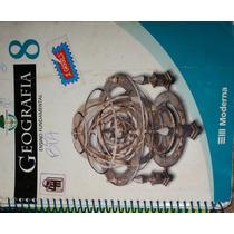 Livro Geografia 8 Projeto Araribá - Aparecida Mazão