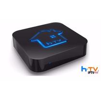 Htv Box Iptv Full Hd 1 - Pronta Entrega