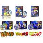 Dragon Ball Z E Gt Dvd Com Box Capas Completo