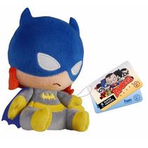 Mini Pelúcia Coleção Mopeez Da Funko! Batgirl 12cms