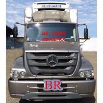 Mb Atron 2324 - 14/14 - Baú Refrigerado -20º