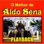 Cd Backing Track Aldo Sena ( Playback)