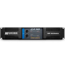 Amplificador Potência 1800w Machine Sd Pro 2.8