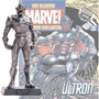 Marvel Figurine Ultron Eaglemoss Miniatura Em Metal+revista