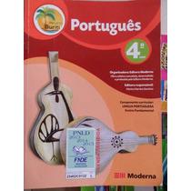 Livro: Portugues 4°ano / Projeto Buriti.