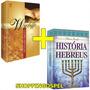 Dicionário Bíblico Wycliffe História Dos Hebreus Frete Gra