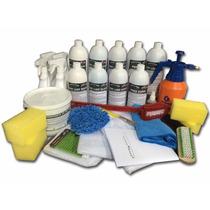 Kit Profissional Dry Limp 200 Lavagens A Seco - Ecolavagem
