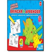Brincar & Aprender 4-6: Contar De 1 A 10, Aprender Palavras