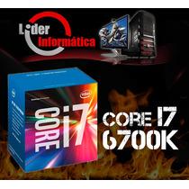 Processador Intel Core I7 6700k Preço Bom Barato!