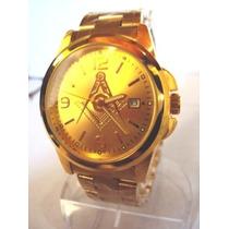 Relógio Maçonaria - 100% Original - Maçônico - Masson