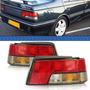 Lanterna Traseira Peugeot 405 1998 1997 1996 Bicolor