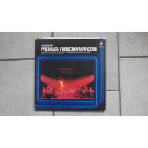 Lp Vinil Premiata Forneria Marconi, Celebration 1976, Import