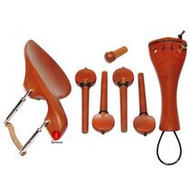 Kit Boxwood Viola De Arco: Cravelhas, Queixeira, Estandarte