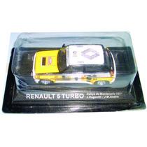 Miniatura Renault 5 Turbo Rallye Montecarlo 1981