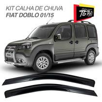 Calha De Chuva Fiat Doblo 11 12 13 14 15 Adventure Ou Cargo