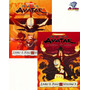 Dvd - Avatar: A Lenda De Aang - Livro 3: Fogo - Vol. 2 E 3