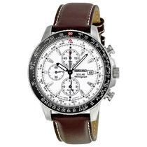 Relógio Seiko Flight Solar Sport Ssc013 Cronografo Original