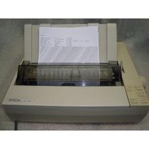 Impressora Matricial Epson Lx810 Completa Revisada Fita Nova