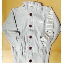 Blusa Frio Hollister Original Tamanhos Xg-xgg-xxg-eg