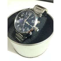 Relógio Luxo Time Walker Mont Blanc