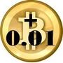 0.01 Bitcoins - Pagamento Parcelado Via Mercado Pago
