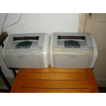 Impressora Laser Hp 1020 Func.100% +toner Pode Retirar C.rj