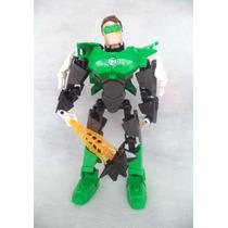 Boneco T. Lego Lanterna Verde Marvel Coleção City Heroes