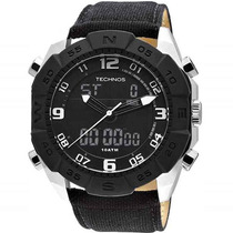 Relógio Technos Masculino Performance Sports 30271b/9p