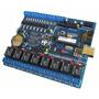 Clp Com Arduino Atmega328: Automação Residencial Industrial