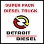 Detroit Diesel Truck Full Pack Ddct+dddl+ddre+ddrs+ddsm++...