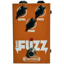 Pedal Para Baixo Bass Fuzz Fuhrmann 2486