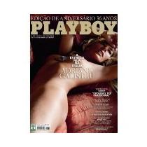 Revista Playboy Adriane Galisteu 435 Agos 2011