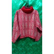 Blusa Feminina De Lã Marca B.altman-importada Tm/g