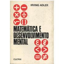 Matemática E Desenvolvimento Mental Pague Com Cartão Barato