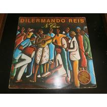 Lp Dilermando Reis - No Choro, Disco Vinil, Ano 1978