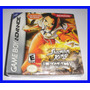 Shaman King Gba Soaring Hawk Game Boy Advance Rpg Mario