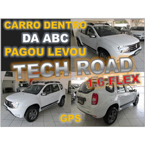Duster Tech Road 1.6 Flex Ano 2014 - Financiamento Facil