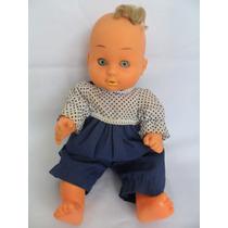 Boneca Bebê Borracha E Plástico Veja Anúncio E Fotos