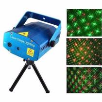 Mini Laser Chuva Projetor Holografico Audioritmico Balada