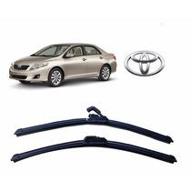 Par Palheta Limp Parabrisa Dianteiro Toyota Corolla 91/02