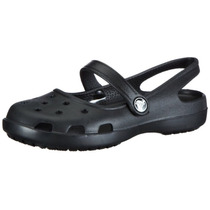 Crocs Original Feminina N. 34 (5w) Preta Mary Jane Shopshop