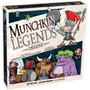 Munchkin Legends Deluxe - Jogo De Cartas Steve Jackson Sjg