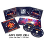 Axel Rudi Pell - Live On Fire [2cd] Dig Uk - Frete Gratis
