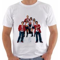 Camiseta Rebelde Rbd