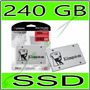 Hd Ssd 240 Gb Kingston Uv400 - Sata 3- 550 Mb/s * Original *